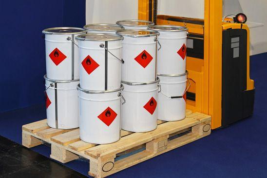 Dangerous Goods Cargo